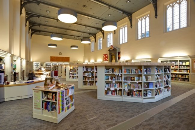 Project Management - Cheltenham College Library Refurbishment - Image 1