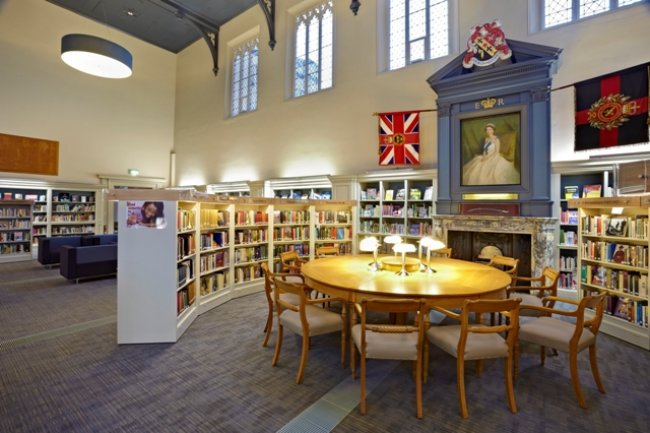 Project Management - Cheltenham College Library Refurbishment - Image 3
