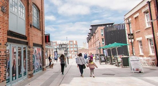 Commercial Property Forum: The Future of the High Street