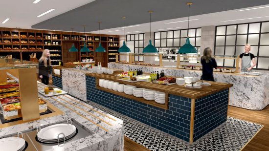 College Dining Hall refurbishment gets underway
