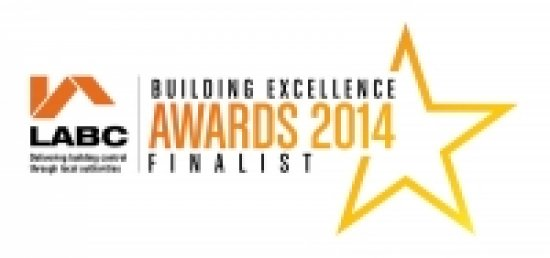 Finalist for LABC Building Excellence Awards
