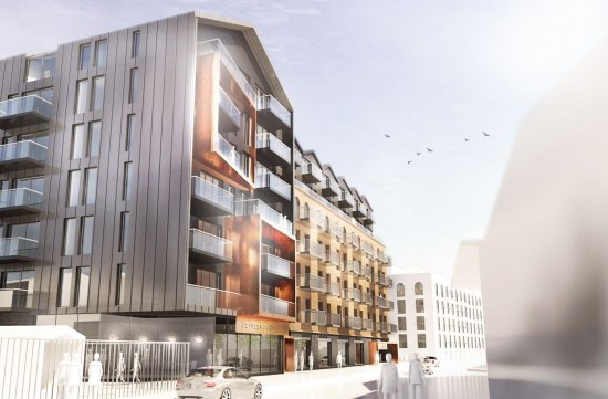 Evans Jones appointed on major new Bristol development