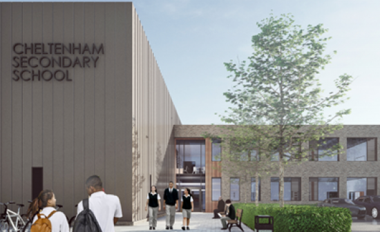 Unanimous approval for new Cheltenham secondary school