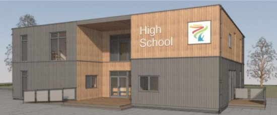 New Secondary School - proposal to house 2021 pupil intake