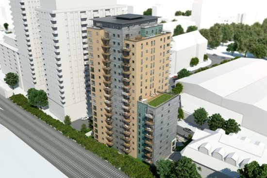 New tall building for London Borough of Sutton
