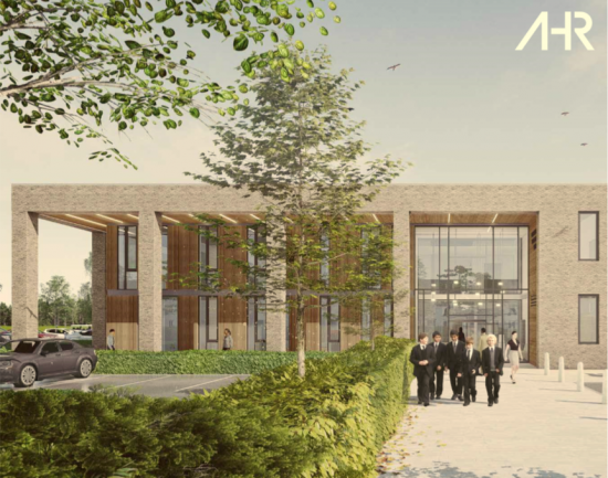 Planning application submitted for new Cheltenham school