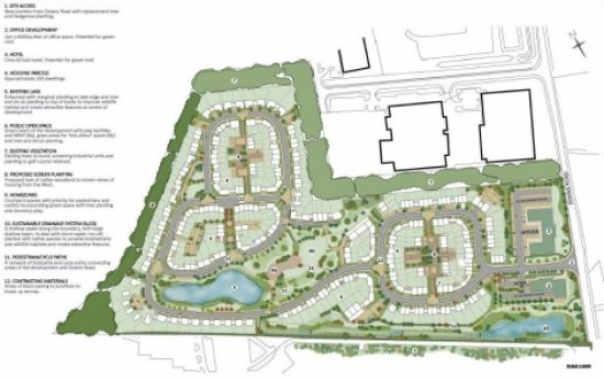 Planning Application submitted for Witney Redevelopment