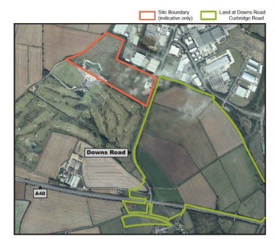 Plans approved for 250 new homes in Witney, West Oxfordshire