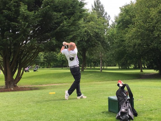 Business in Gloucestershire Golf Society's Latest Charity Event