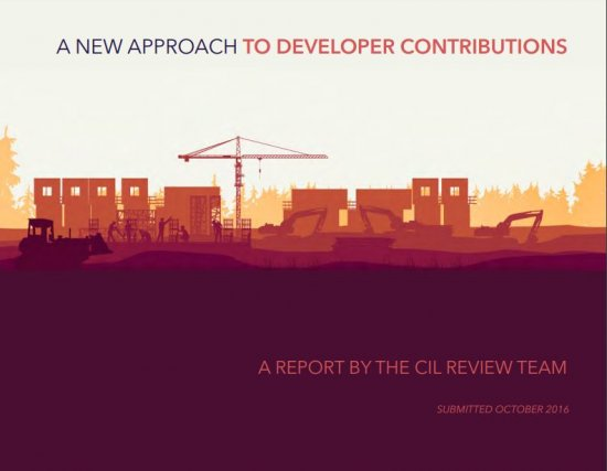 What is the Community Infrastructure Levy (CIL)?